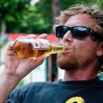 Greg drinkin his sol...