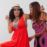 Gina and Rani