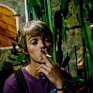 smoke face